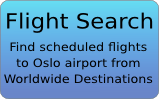 Flights to Oslo